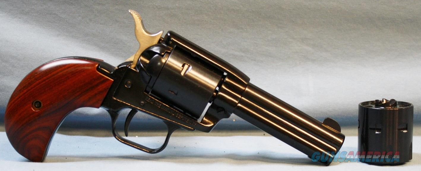Heritage Rough Rider Birdshead .22 Combo Single Action Revolver  Guns > Pistols > Heritage