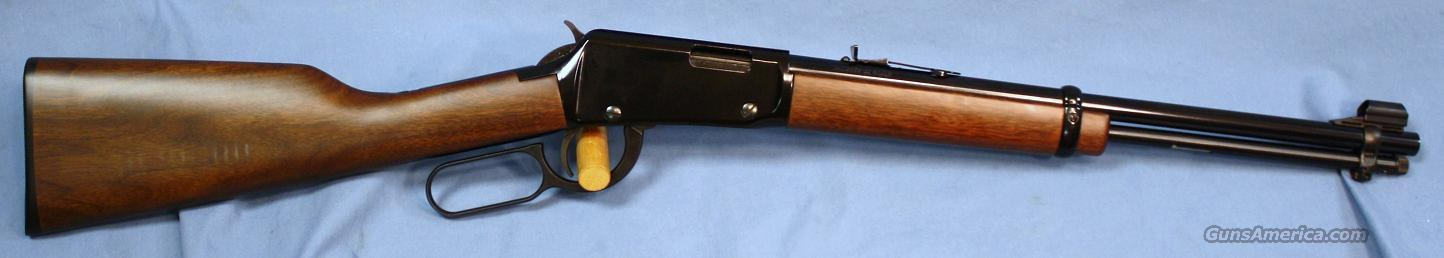Henry Rifle Co. Lever Action Youth Rifle, 22 LR  Guns > Rifles > Henry Rifle Company