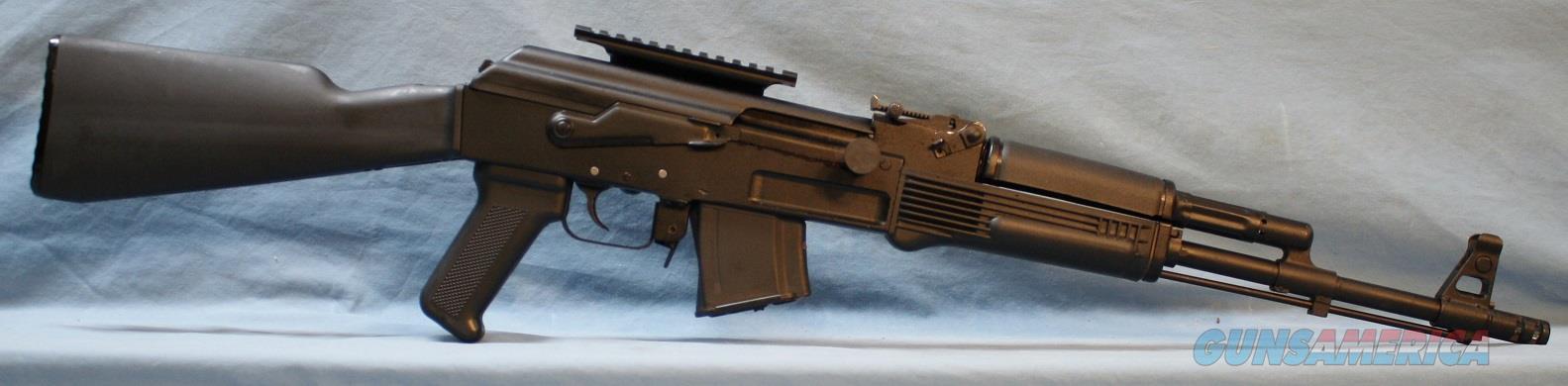 Arsenal SLR-101s Semi-Automatic Rifle, made in Bulgaria, 7.62x39mm   Guns > Rifles > A Misc Rifles