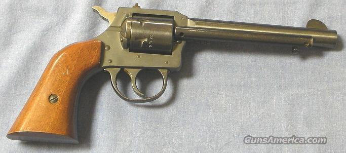 H&R Model 649 6-Shot Double Action Revolver .22LR  Guns > Pistols > Harrington & Richardson Pistols