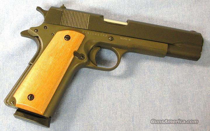 Armscor Rock Island 1911A1 Semi-Automatic Pistol .45ACP  Guns > Pistols > 1911 Pistol Copies (non-Colt)