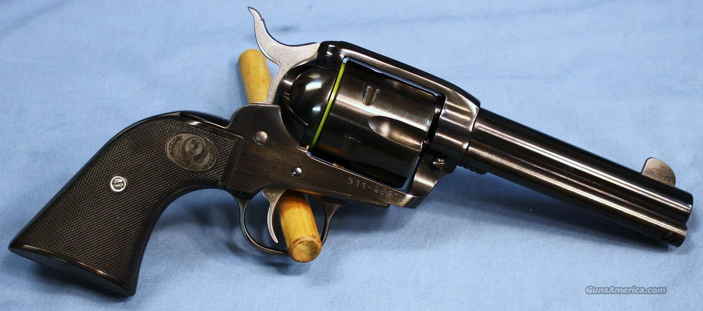 Ruger New Vaquero Single Action Revolver .357 Magnum  Guns > Pistols > Ruger Single Action Revolvers > Cowboy Action
