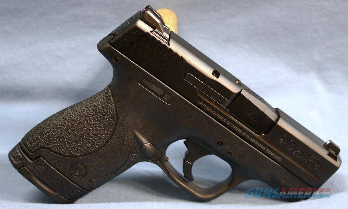 Smith and Wesson Shield Double Action Only Semi-Automatic Pistol 9mm  Guns > Pistols > Smith & Wesson Pistols - Autos > Shield