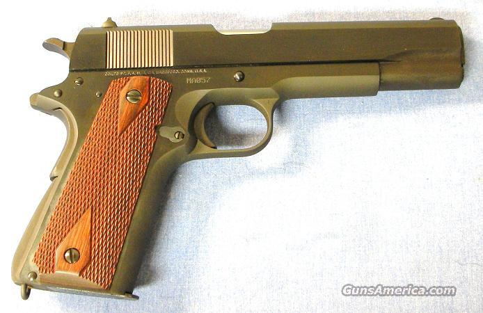 Colt 1911A1 U.S. Armed Forces Ltd. Semi-Automatic Pistol .45ACP  Guns > Pistols > Colt Automatic Pistols (1911 & Var)