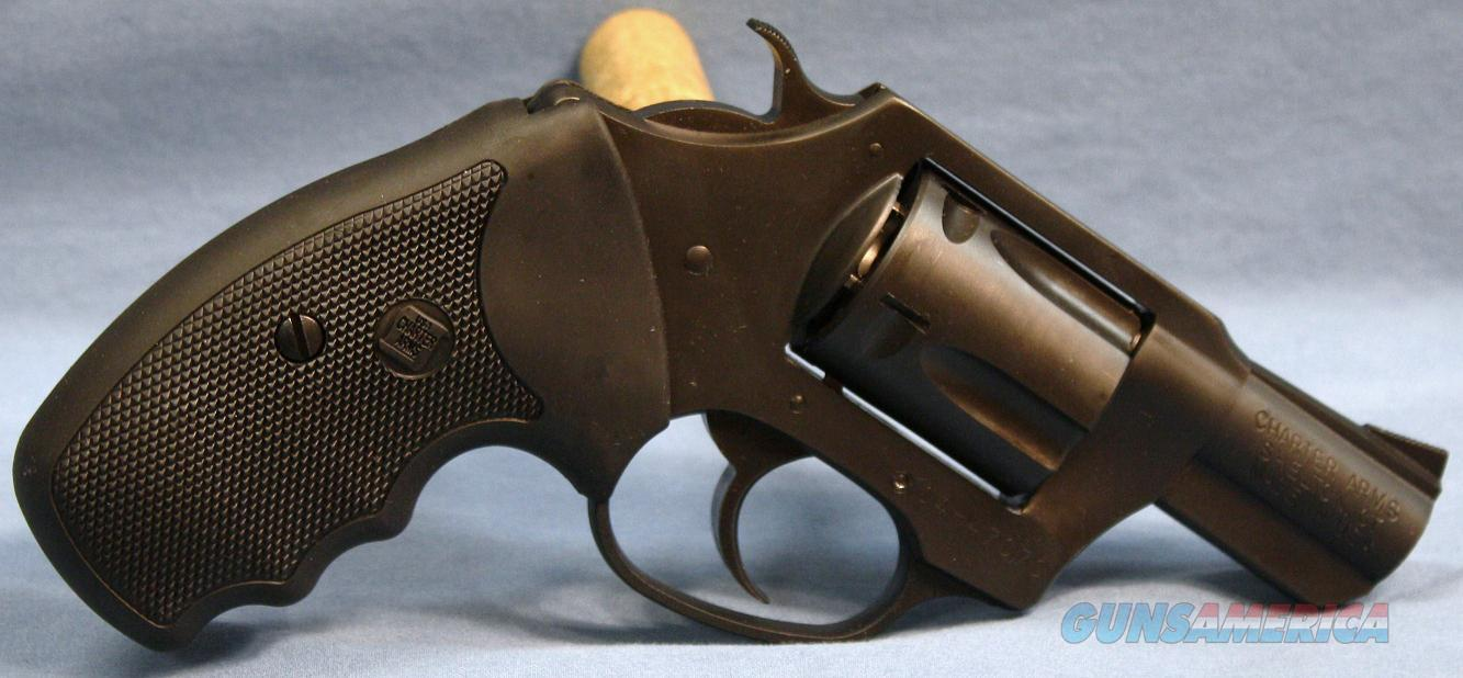 Charter Arms Undercover Double Action Revolver 38 Special  Guns > Pistols > Charter Arms Revolvers
