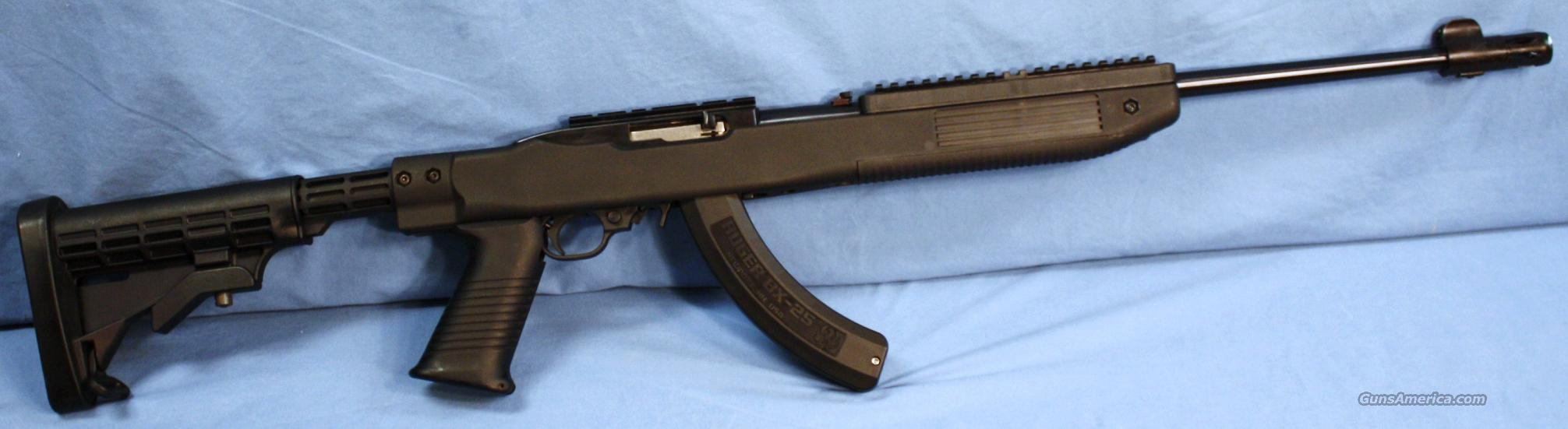 Ruger 10-22 Tactical Semi-Automatic Rifle .22 LR  Guns > Rifles > Ruger Rifles > 10-22