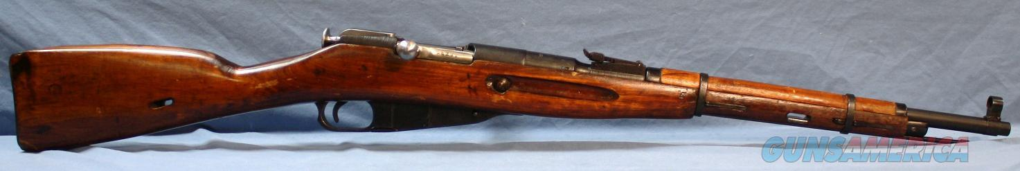 Mosin Nagant M38 WWII Soviet Army Bolt Action Carbine 7.62x54Rmm  Guns > Rifles > Mosin-Nagant Rifles/Carbines