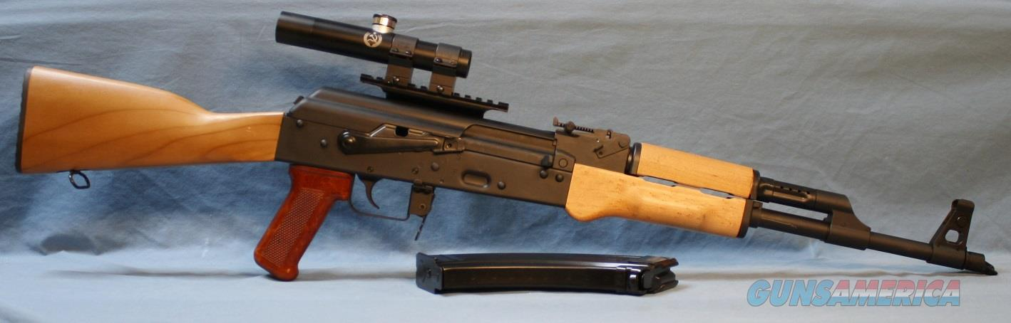 Century Arms RAS Model RAS47, Made in USA, 7.62x39mm   Guns > Rifles > Century International Arms - Rifles > Rifles