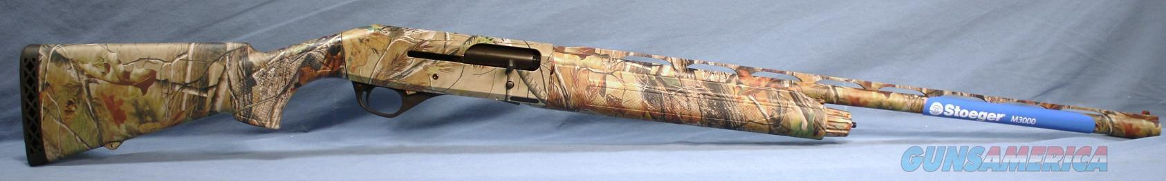 Stoeger M3000 Realtree APG Camo Semi-Automatic Shotgun 12 gauge Free Shipping and No Credit Card Fees!    Guns > Shotguns > Stoeger Shotguns