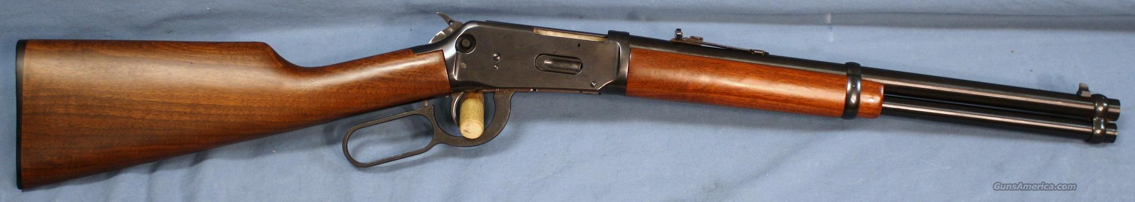 Winchester Model 94 Saddle Ring Trapper AE Lever Action Rifle .45 Colt Made in 1984  Guns > Rifles > Winchester Rifles - Modern Lever > Model 94 > Post-64