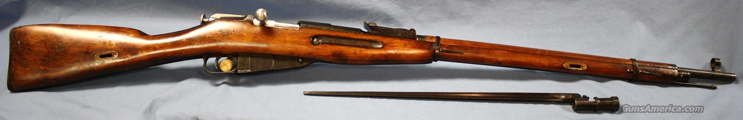 Mosin-Nagant 1891/30 WWII Soviet Army Bolt Action Rifle 7.62x54R Izhevsk 1931  Guns > Rifles > Mosin-Nagant Rifles/Carbines