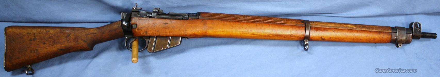 Enfield No.4 MKI WWII Bolt Action Rifle 303 British  Guns > Rifles > Enfield Rifle