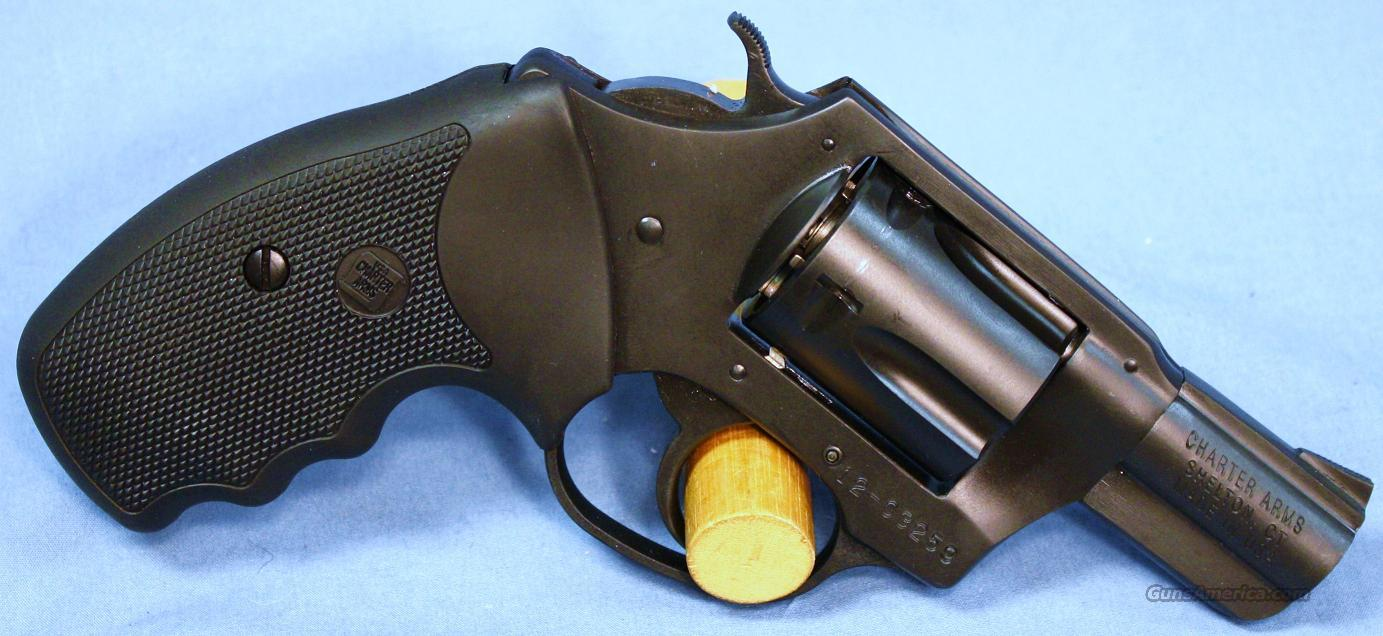 Charter Arms Undercover 5-Shot Double Action Revolver .38 Special  Guns > Pistols > Charter Arms Revolvers