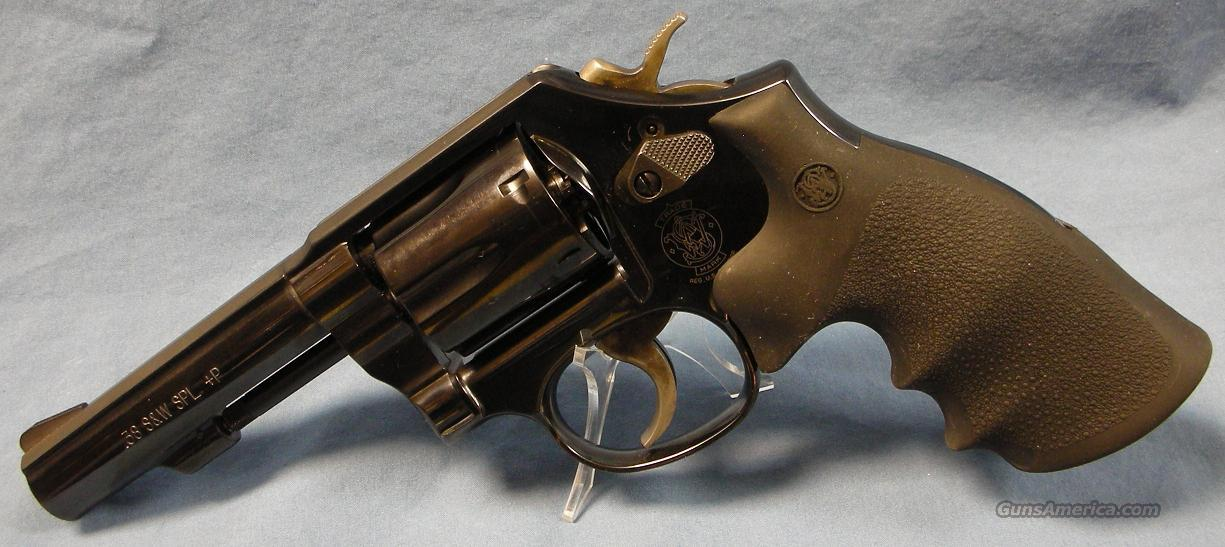 Smith & Wesson Model 10-14 Double Action Revolver 38 Special  Guns > Pistols > Smith & Wesson Revolvers > Model 10