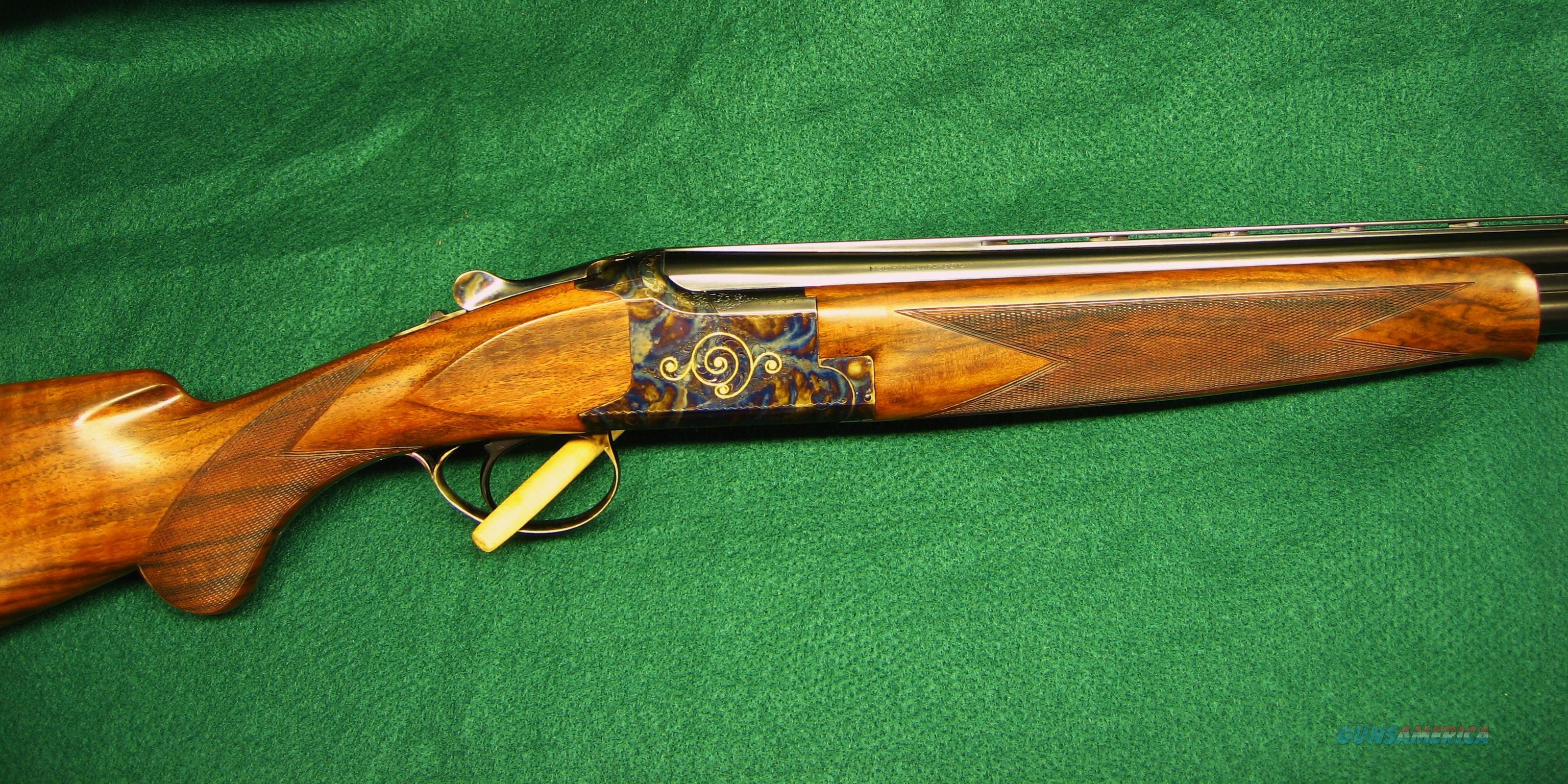 BROWNING B25 SUPERPOSED TRADITIONAL 20 GA  Guns > Shotguns > Browning Shotguns > Over Unders > Belgian Manufacture