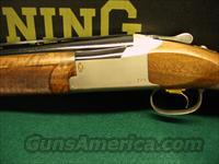 BROWNING 725 SPORTING W/ADJUSTABLE COMB   Guns > Shotguns > Browning Shotguns > Over Unders > Citori > Trap/Skeet