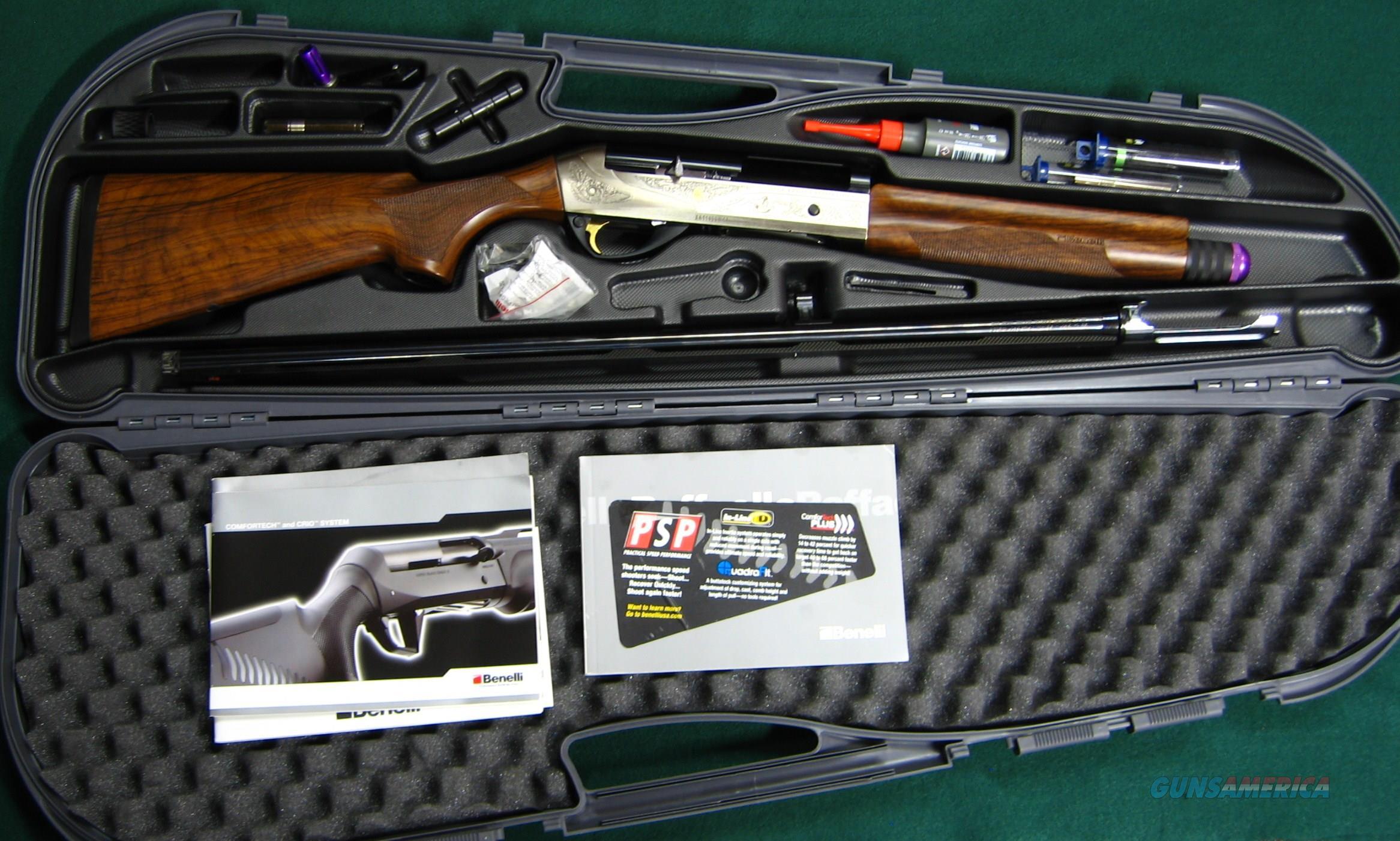 "BENELLI LEGACY 28GA W/26"" BARREL   Guns > Shotguns > Benelli Shotguns > Sporting"