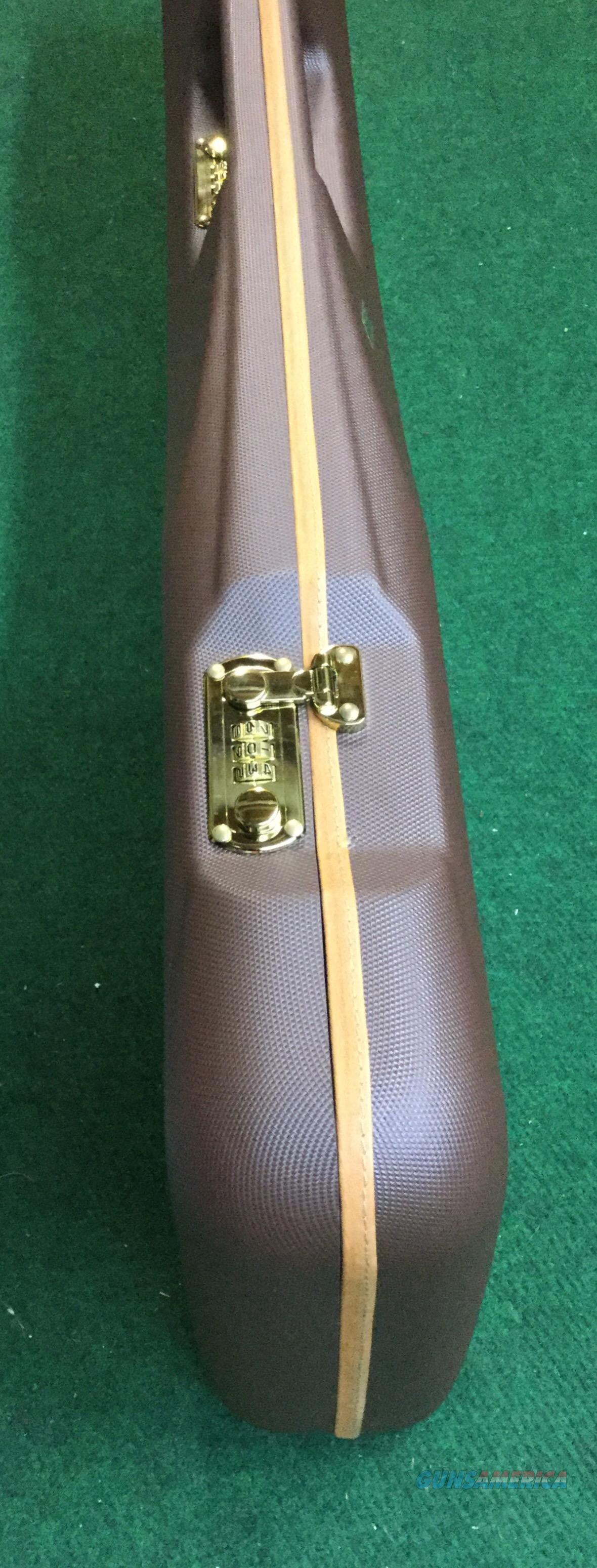 NEGRINI DELUXE SHOTGUN TRAVEL CASE - MODEL 1602LX/4707  Non-Guns > Gun Cases