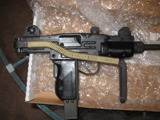 Vector Mini Uzi Carbine w/box for sale
