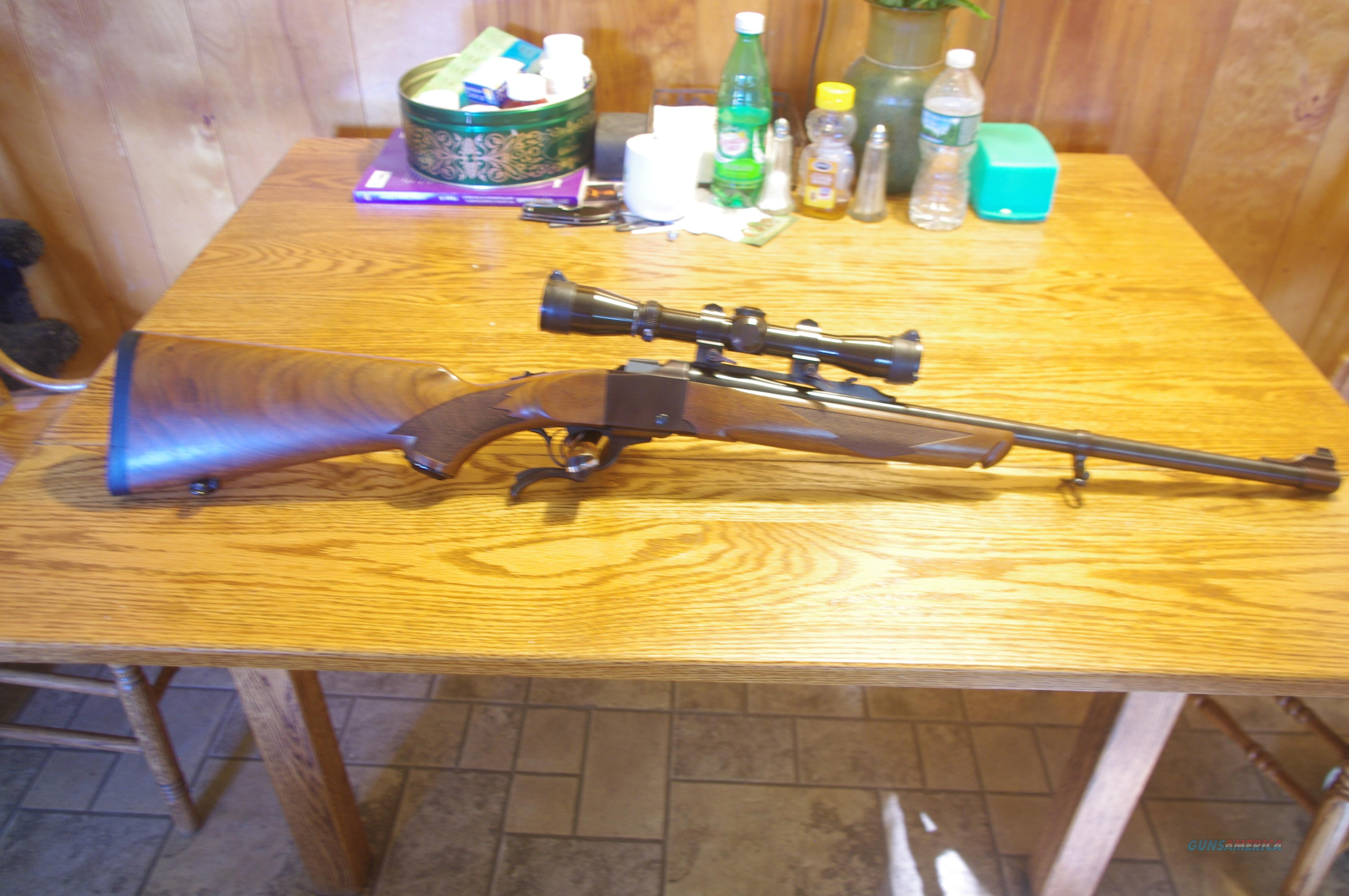Ruger # 1 in .45-70  Guns > Rifles > Ruger Rifles > #1 Type