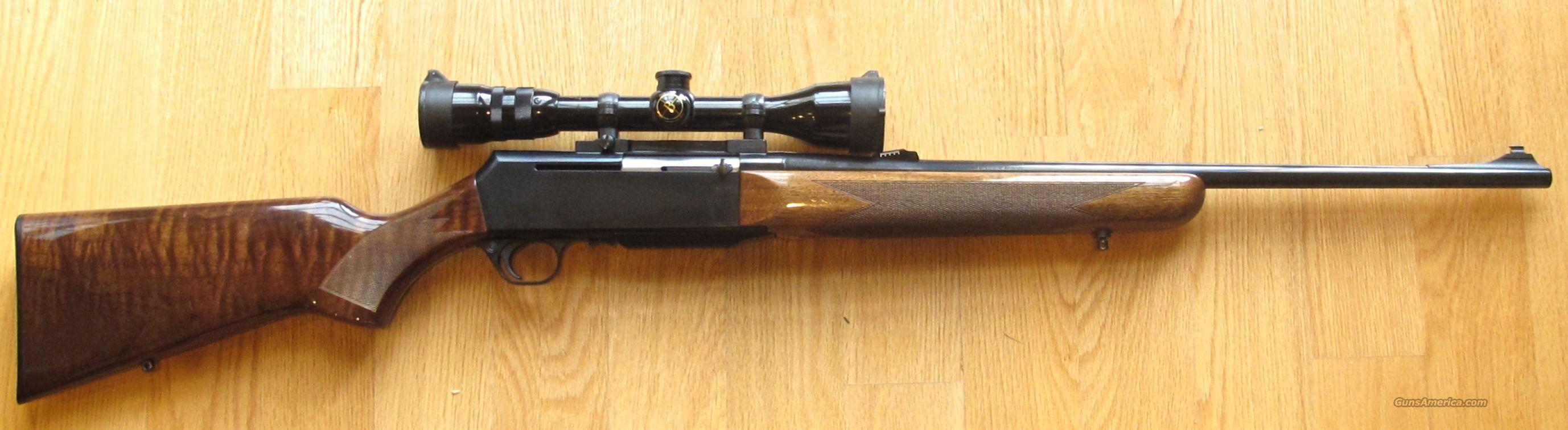 Browning Belgium .308 BAR 1983 Spectacular  Guns > Rifles > Browning Rifles > Semi Auto > Hunting