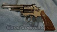 S&W Model 19  Smith & Wesson Revolvers > Full Frame Revolver