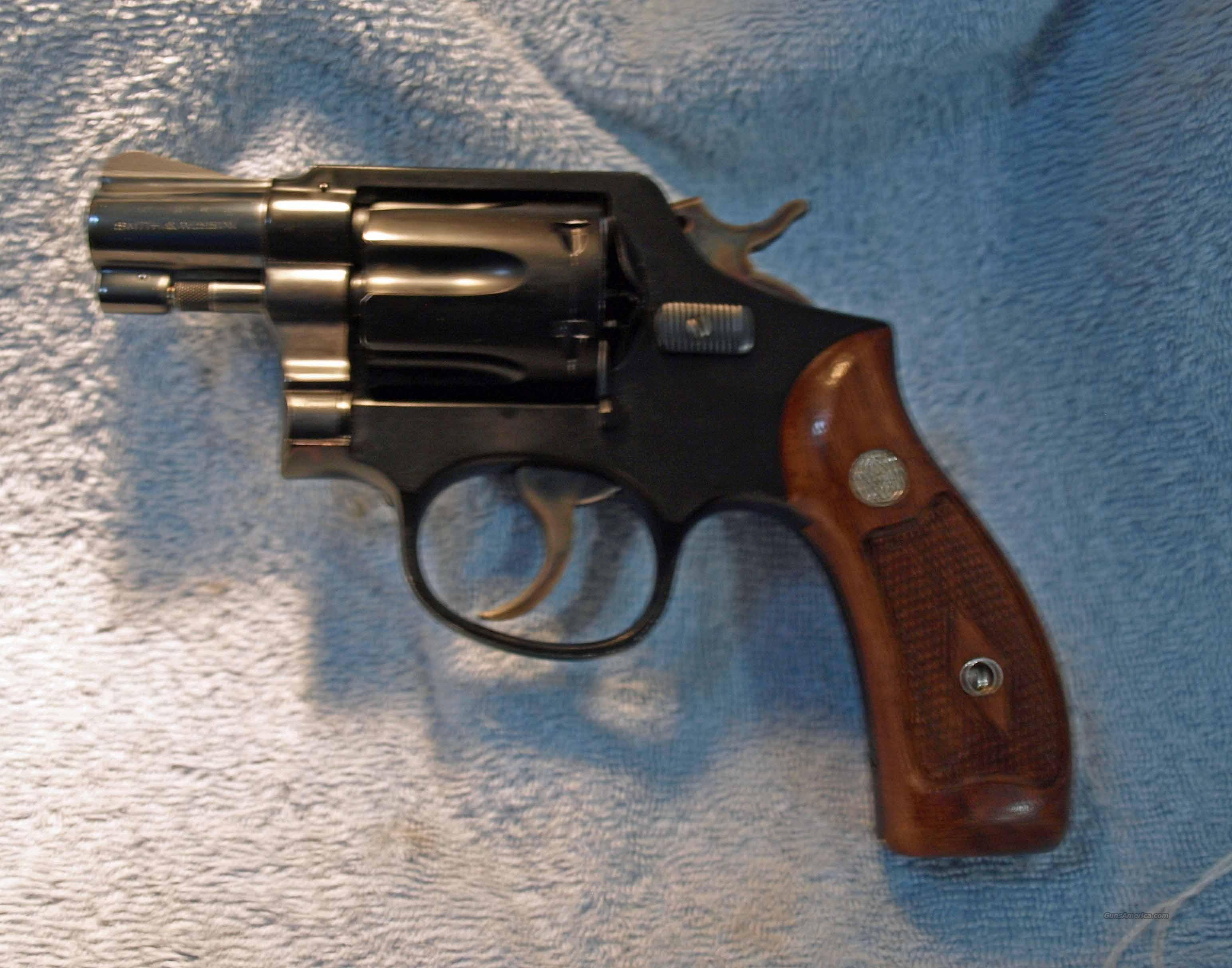 S&W M&P Airweight  Guns > Pistols > Smith & Wesson Revolvers > Model 10