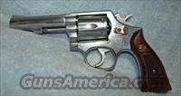 4 inch S&W Model 65  Guns > Pistols > Smith & Wesson Revolvers > Full Frame Revolver