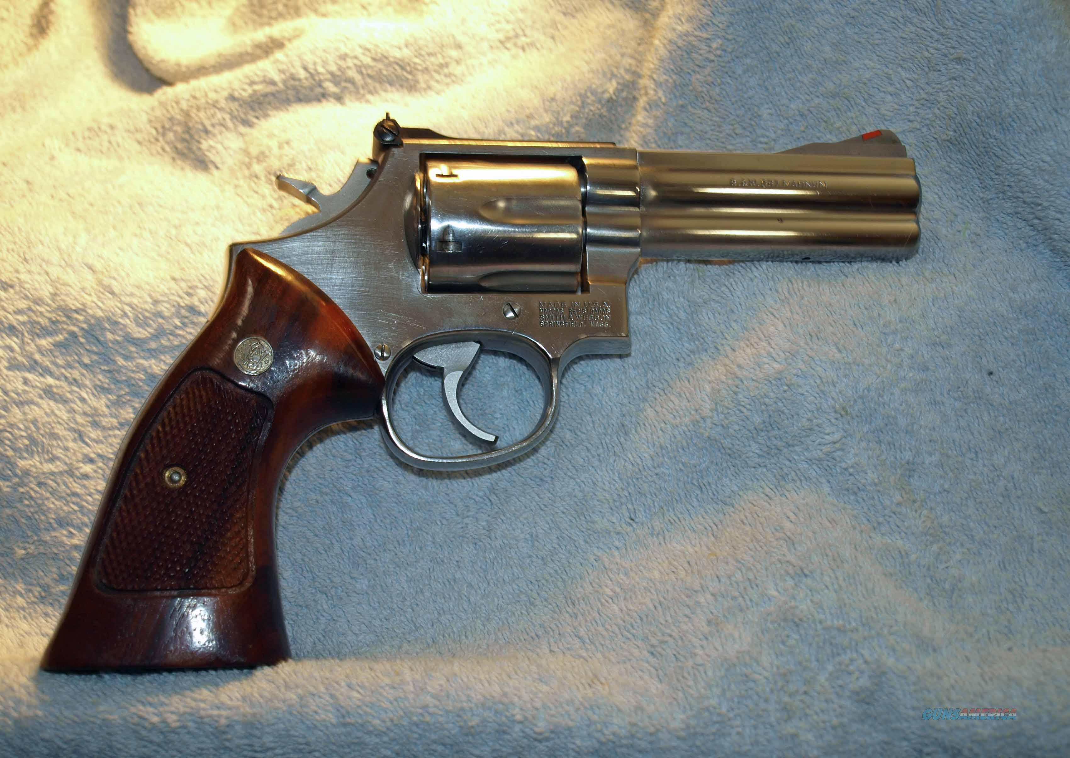 S&W Model 686/ PRICE REDUCED  Guns > Pistols > Smith & Wesson Revolvers > Full Frame Revolver
