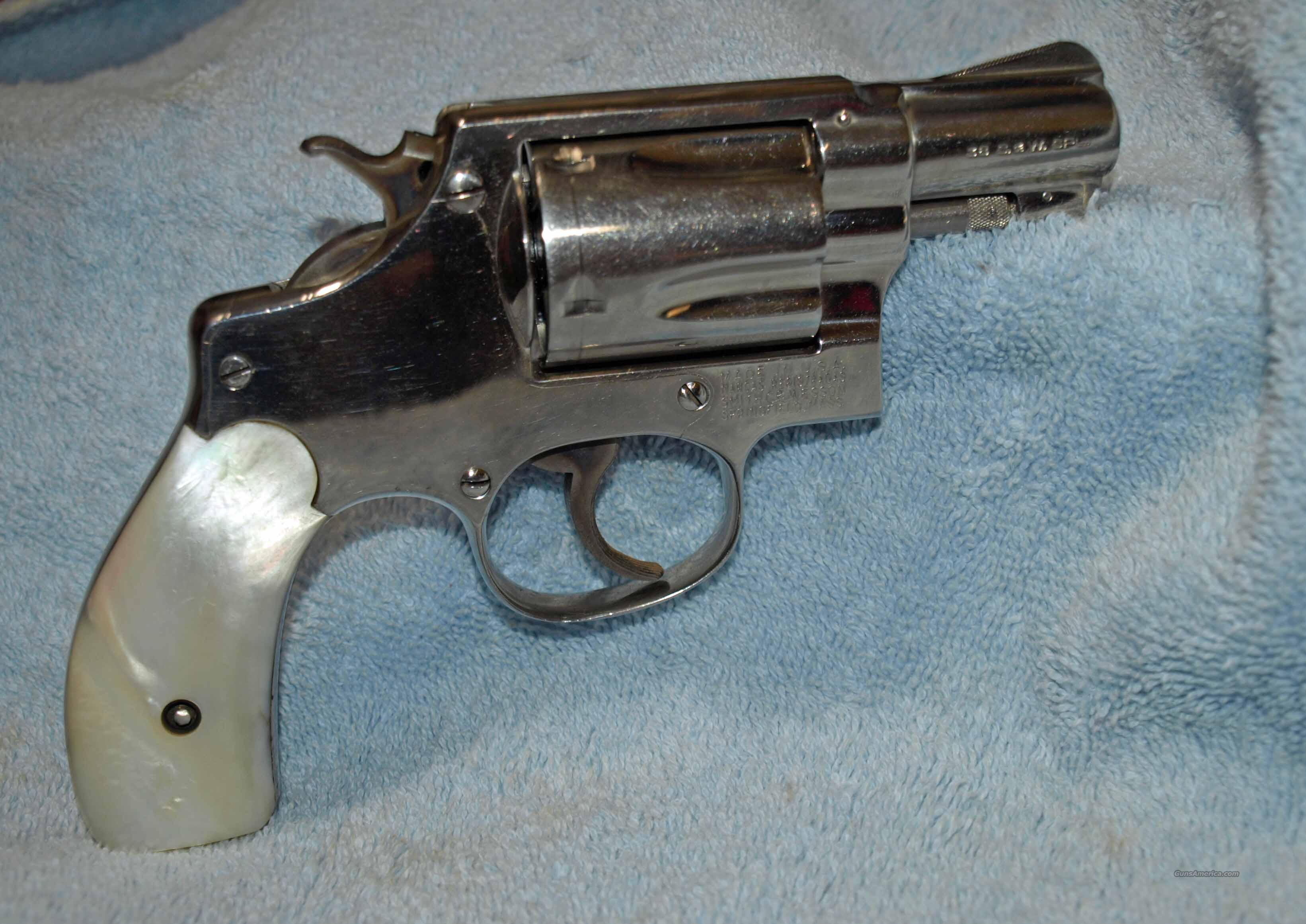 Early S&W Chief's Special  Guns > Pistols > Smith & Wesson Revolvers > Pocket Pistols