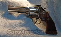 S&W 586  Smith & Wesson Revolvers > Full Frame Revolver