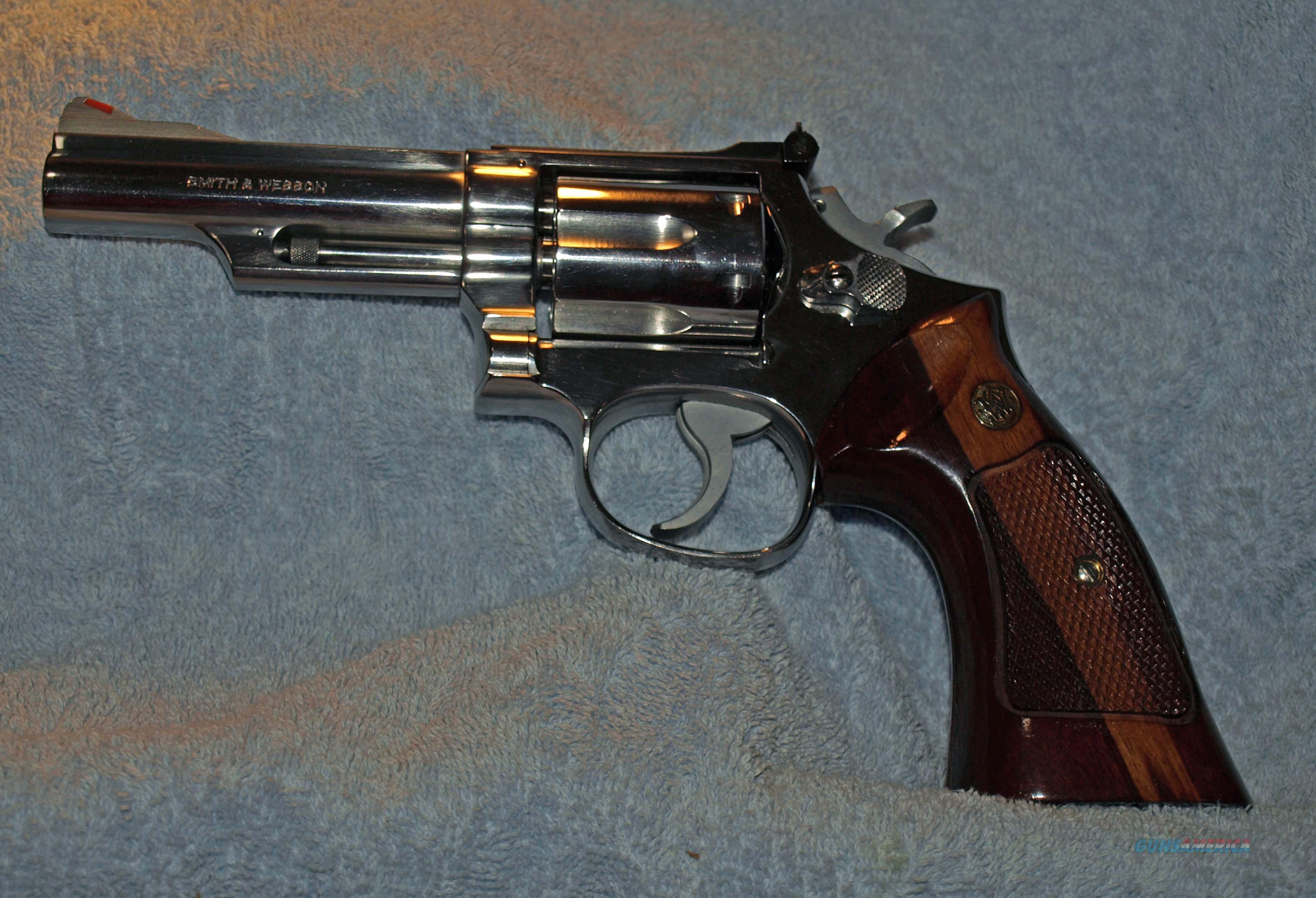 S&W M 66-1  Guns > Pistols > Smith & Wesson Revolvers > Full Frame Revolver