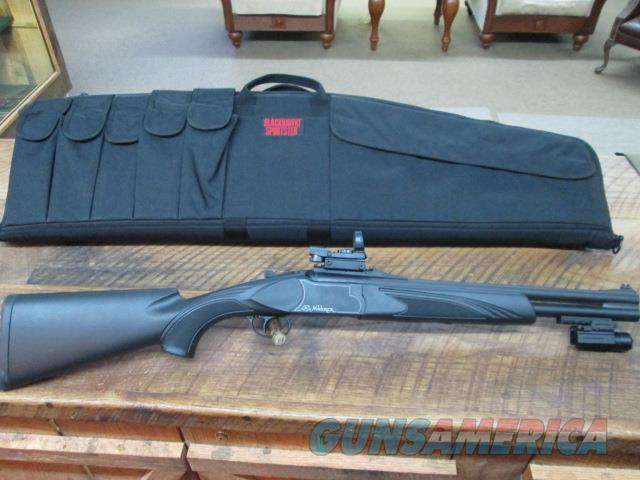 MAVERICJK ARMS MODEL HS-12 OVER UNDER 12 GA.  18 INCH BARREL   Guns > Shotguns > Maverick Shotguns