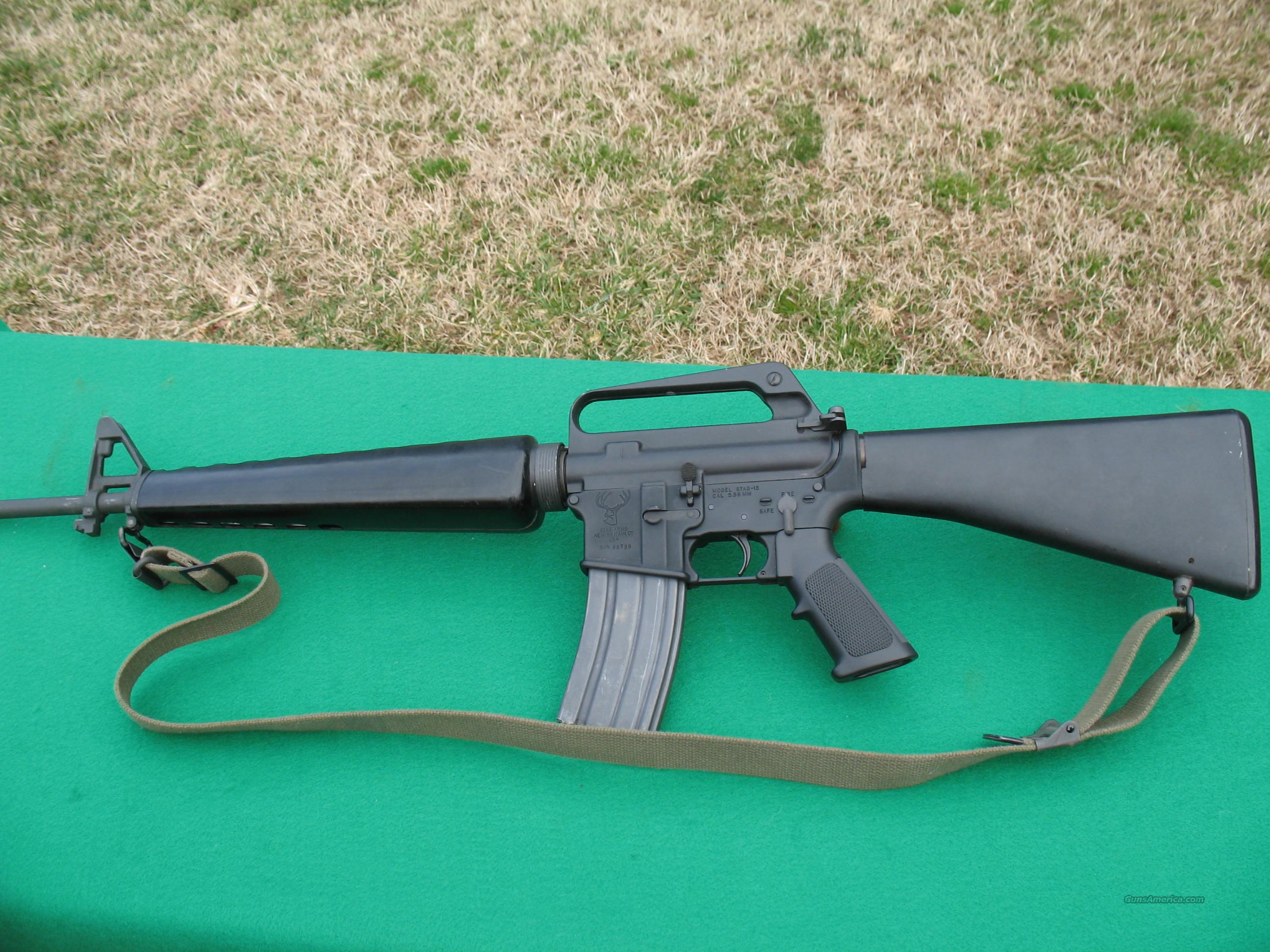 Ar 15 A1 Military Rifle 223 Caliber For Sale