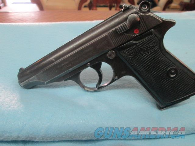 walther pp .32 cal nazi war time production nazi proofed  Guns > Pistols > Walther Pistols > Pre-1945 > PP