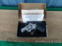 "ROSSI MODEL 971 STAINLESS 6 SHOT REVOLVER,357 MAG./38 SPL. CAL2 1/2"" BBL 99% BOXED!  Guns > Pistols > Rossi Revolvers"