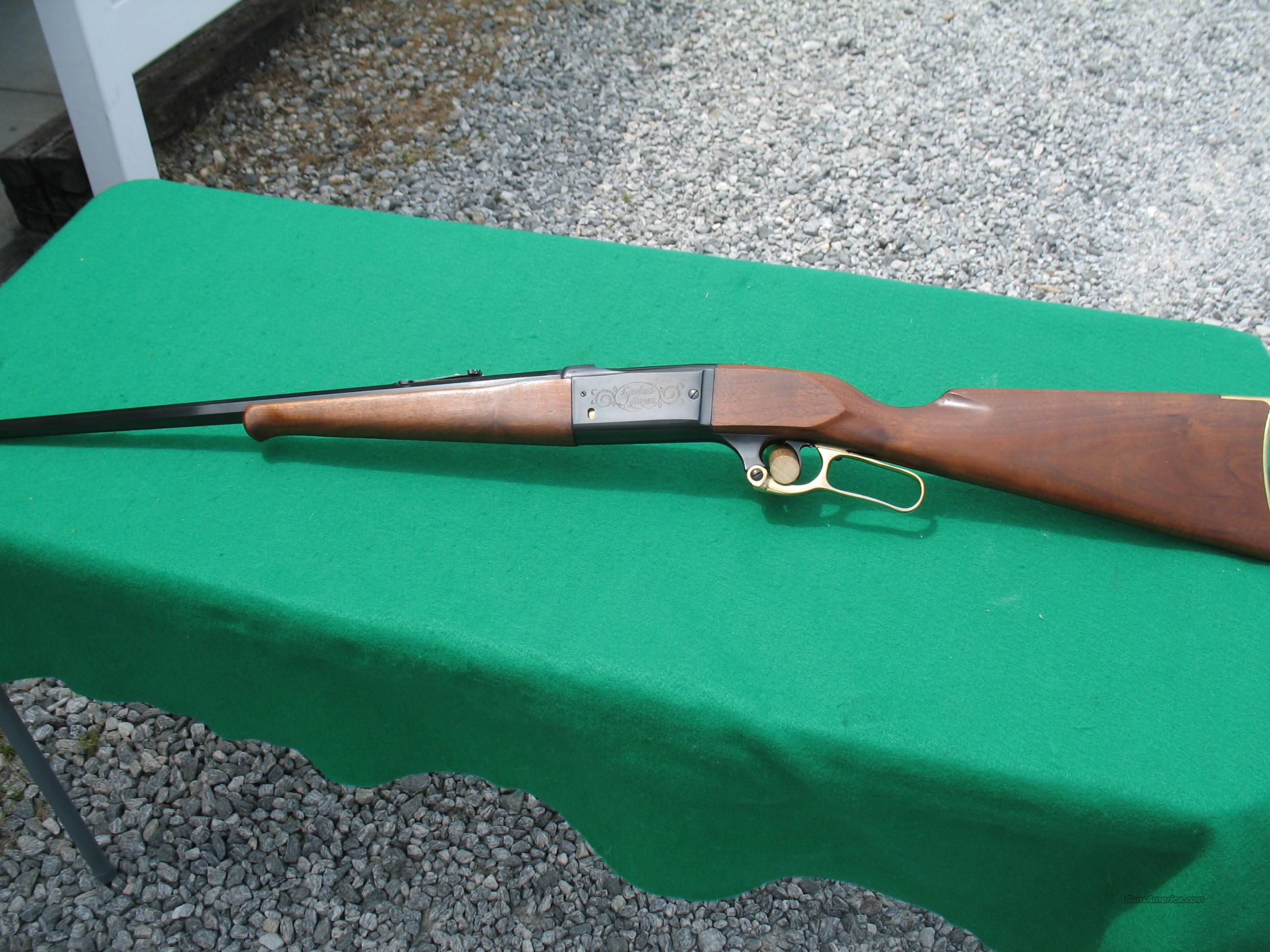 SAVAGE 1895  75TH ANNIVERSARY RIFLE 308 CAL.  Guns > Rifles > Savage Rifles > Model 95/99 Family