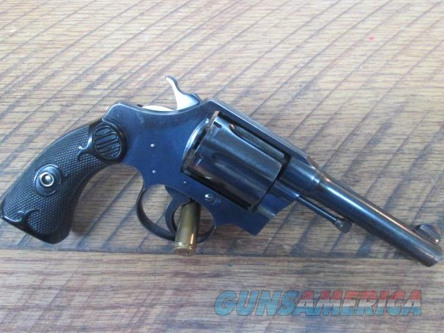 COLT POLICE POSITIVE SPECIAL (FIRST ISSUE) 32-20 -1914 VINTAGE   Guns > Pistols > Colt Double Action Revolvers- Pre-1945