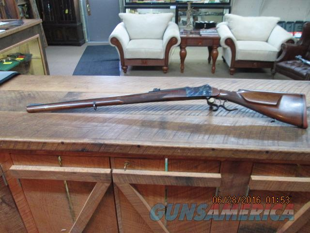 "LIEGEOISE D'ARMES  MARTINI 450/400 2 3/8"" NITRO EXPRESS CAL.SINGLE SHOT FULL LENGHT POST WAR HUNTING RIFLE 99% OVERALL  Guns > Rifles > Martini Rifles"