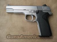 SMITH & WESSON MODEL 4546 STAINLESS PISTOL 45 ACP 1990-1991 ONLY.  Smith & Wesson Pistols - Autos > Steel Frame