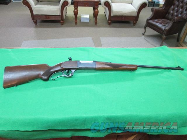 SAVAGE MODEL 99 RS 300 SAV. CAL  Guns > Rifles > Savage Rifles > Model 95/99 Family