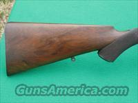 R.T. PRITCHETT DOUBLE RIFLE 500 CAL.BPE  Guns > Rifles > Double Rifles (Misc.)