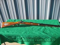 THOMPSON CENTER HAWKEN PERCUSSION RIFLE 50 CAL.  Thompson Center Muzzleloaders > Hawken Style