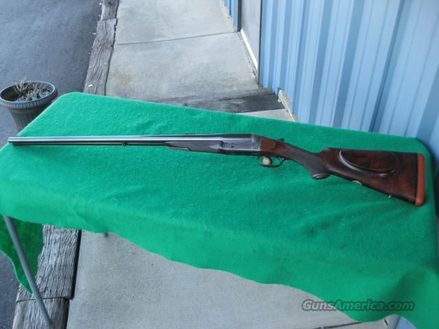 "ARMY NAVY CSL LONDON 450 3 1/4"" DOUBLE RIFLE 1902 BEAUTIFUL!  Guns > Rifles > Double Rifles (Misc.)"