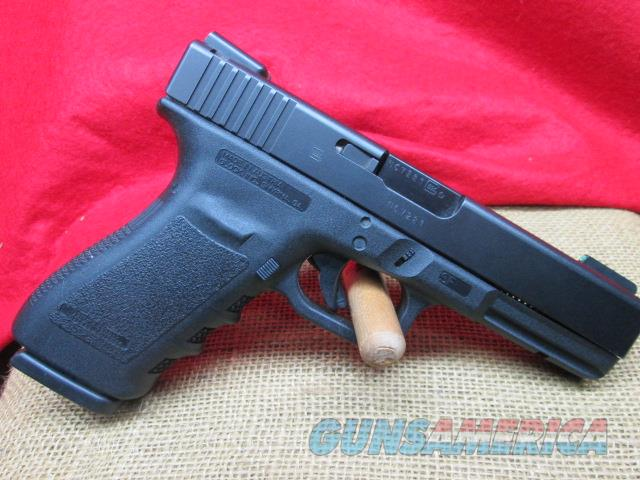 GLOCK 21 .45 ACP FULL SIZE SEMI AUTO FIBER OPTIC SIGHT UPGRADE   Guns > Pistols > Glock Pistols > 20/21