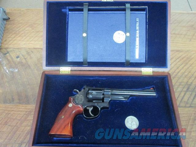 SMITH & WESSON MODEL 25-3  125TH ANNIVERSARY PINNED 45 COLT   Guns > Pistols > Smith & Wesson Revolvers > Full Frame Revolver