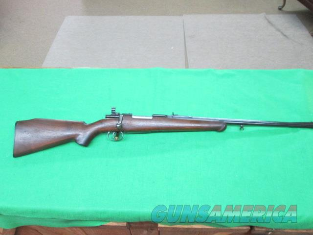MAUSER 9X57 MEXICAN SMALL RING ACTION  Guns > Rifles > Mauser Rifles > Spanish