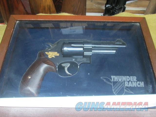SMITH & WESSON THUNDER RANCH MODEL 21-4  .44 SPECIAL  IN CASE   Guns > Pistols > Smith & Wesson Revolvers > Full Frame Revolver