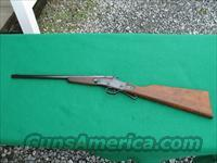 HAMILTON MODEL 27 BOY'S RIFLE CIRA 1910,22 CAL.  Antique (Pre-1899) Rifles - Ctg. Misc.