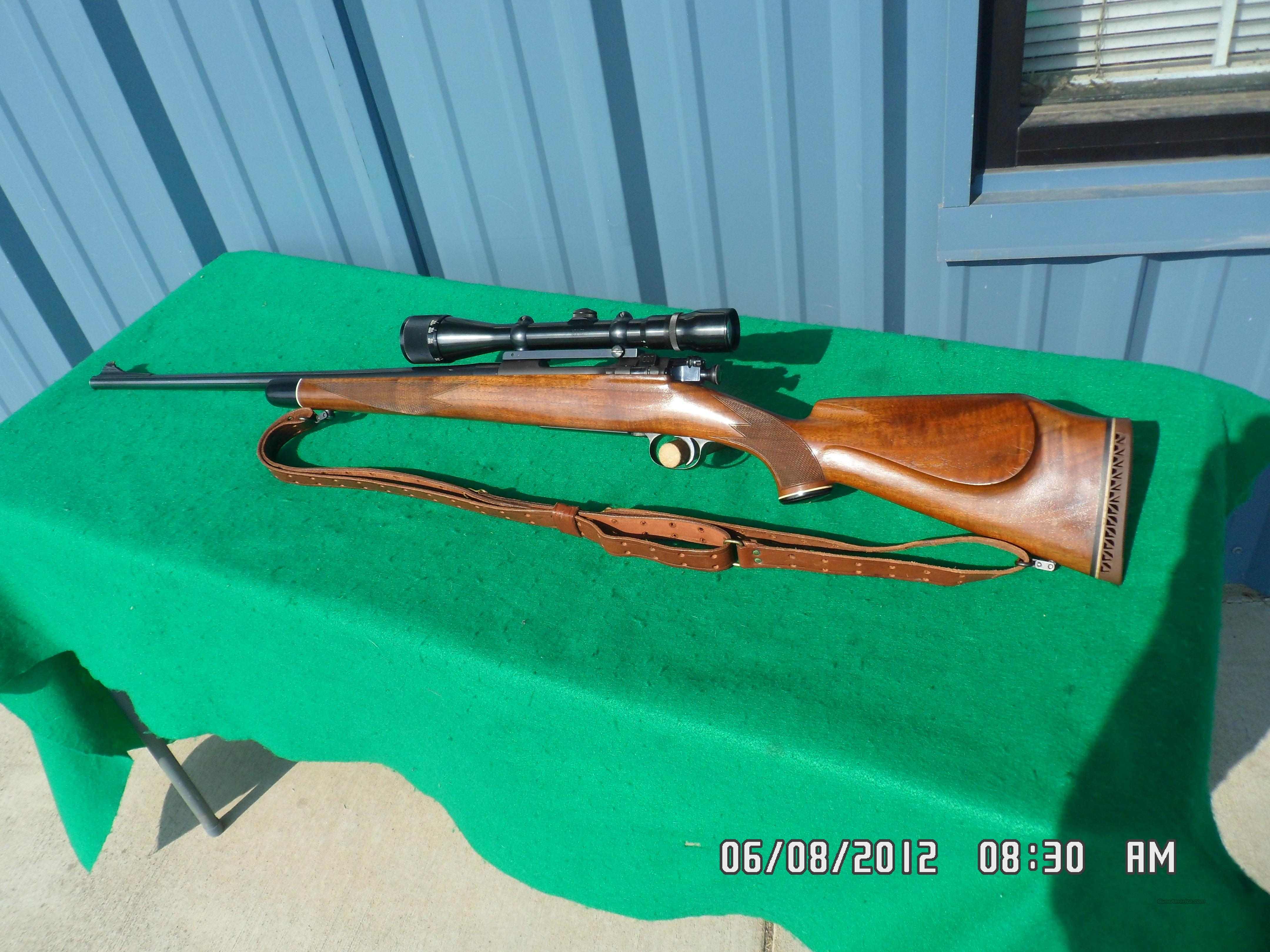 SPRINGFIELD 1903 CUSTOM SPORTER RIFLE 308 NORMA MAGNUM 99%  Guns > Rifles > Custom Rifles > Bolt Action